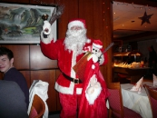 Weihnachtsfeier Detzember 2010